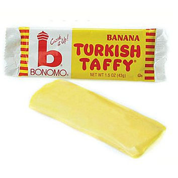 Bonomo Turkish Taffy - Banana (2)
