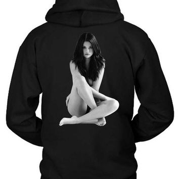 ESBH9S Selena Gomez Good For You Hoodie Two Sided