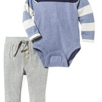 Old Navy 2 Piece Bodysuit And Pants Set