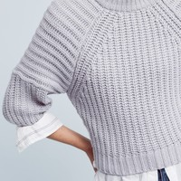 Cropped Waterford Sweater
