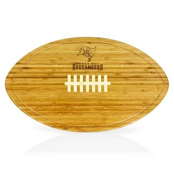 Tampa Bay Buccaneers - Kickoff Football Cutting Board & Serving Tray