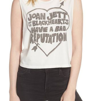 Junk Food Joan Jett Tank Top