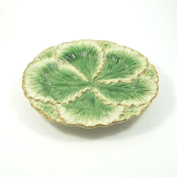 Vintage Fitz and Floyd Cabbage Plate
