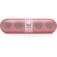 Beats By Dre x Nicki Minaj Beats Pill 2.0 Silver Wireless Speaker