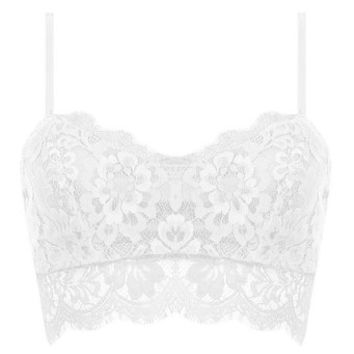 Bralet Women Lace Tank Top Cami Ladies Floral Strappy Corset Sleeveless