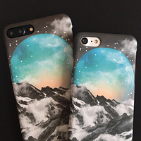Planet Case for iPhone 7 7Plus & iPhone se 5s 6 6 Plus Best Protection Cover +Free Gift Box A76