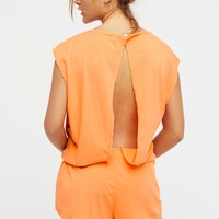 Free People South Bay Romper