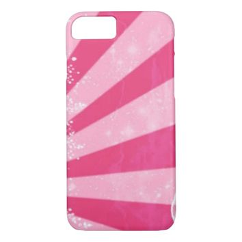 Pink iPhone 8/7 Case