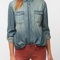 Urban Outfitters - Lark & Wolff By Steven Alan Chambray Shirt