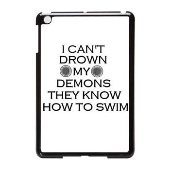 Bring Me The Horizon Lyrics Bmth iPad Mini Case