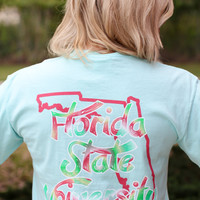 Florida State Pocket Tee