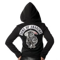Sons Of Anarchy Highway Jacket - Adult