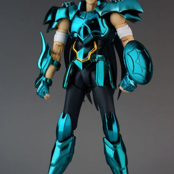 in stock GREAT TOYS shiryu EX v3 final Dragon Draco GT Bronze Saint Seiya Myth Cloth metal armor action figure toy
