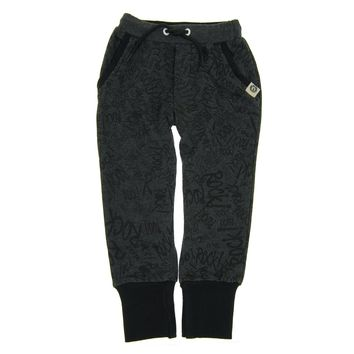Rock Graffiti Sweat Pants by: Mini Shatsu
