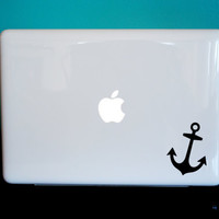 Anchor Laptop, iPad, Car Vinyl Decal