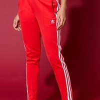 DCCKJH6 adidas Adicolor Red SST Track Pants