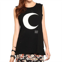 Moon Child Muscle Tank