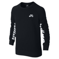 Nike SB Everett Graphic Fleece Crew Boys' Sweatshirt