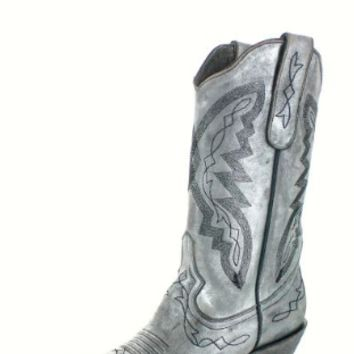 Yippee Ki Yay by Old Gringo Boots~ Peyton Boots~ Silver