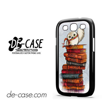 Cute Harry Potter Owl Hedwig For Samsung Galaxy S3 Case Phone Case Gift Present YO