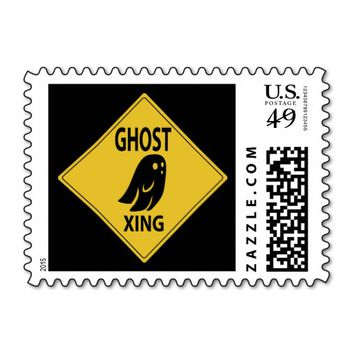 Ghost Xing Postage