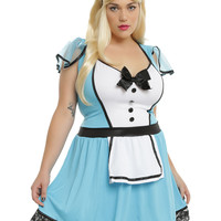 Storybook Alice Costume Plus Size