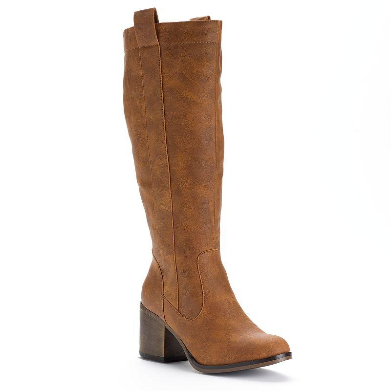 s knee high boots from kohl s all about the