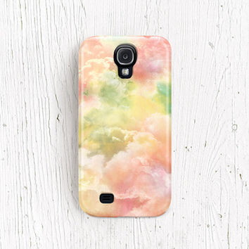 Cloud Samsung galaxy s3 case Clouds Samsung galaxy s4 case sky Galaxy s2 case heaven Galaxy 4 case pink galaxy note 2 case pastel cute c192