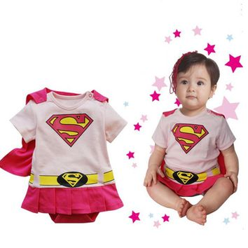 Super Heros Series Baby Rompers Newborn Baby Boys Clothes Infant Jumpsuit Bebes Halloween Costumes For Baby Boy Girl Clothing