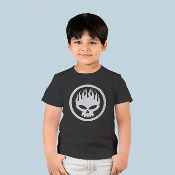 Kids T-shirt - The Offspring Skull Symbol