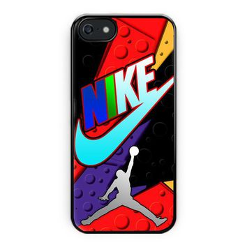 Nike Just Do It Jordan Logo iPhone 5/5S Case