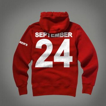 NWTS Nothing Was The Same September 24 OVO Hoodie By Drake - WeHustle.co.uk | U want it WE got it | WeHustle Enterprises Limited.