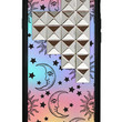 Sun & Moon Silver Pyramid iPhone 6 Case
