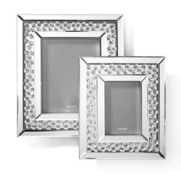 Cascade Frame | Photo Frames | Clocks & Photo Frames | Decor | Z Gallerie