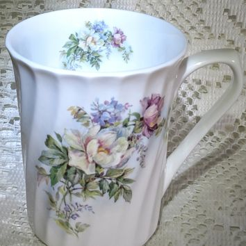 Rare Royal Patrician Aurora Bone China Made in England - Only 2 Available!