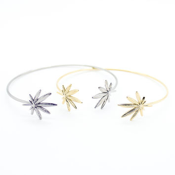 Mary Jane bangle bracelet