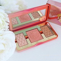 Naked Eye Shadow Natural Cartoon Peach Shimmer Matte Eyeshadow Palette Makeup Professional Play Color Make Up Nude Basic