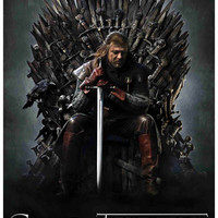 Game of Thrones Season 1 Poster 11x17