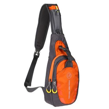 Waterproof Sport Bag Climbing Chest Bag Outdoor Mountaineering Travel Shoulder Sling Backpack Pouch Outdoors Sports