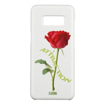 Attract Just Because Love Greeting by Kat Worth Case-Mate Samsung Galaxy S8 Case