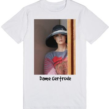 Dame Gertrude | T-Shirt | SKREENED