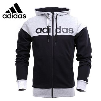 adidas-athletic-mens-jacket-hooded number 1