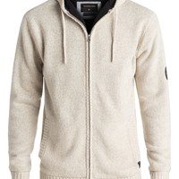 New Likoma - Sweat à capuche zippé 3613371992262 | Quiksilver