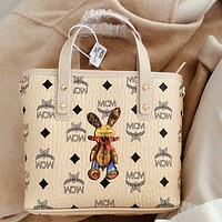 Free shipping: MCM Simple Women's Vegetable Basket Shopping Bag Handbag Crossbody Bag