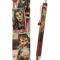 The Walking Dead Gel Pen & Bookmark Set