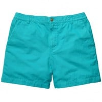 Preppy Camp Short - Turquoise | Southern Proper