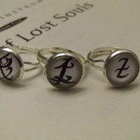 Rune Ring Morgenstern The Mortal Instruments by SHOWPONYSTORE