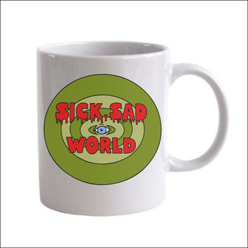 Sick Sad World Daria Coffee Mug