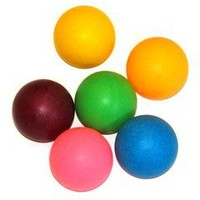 Multi Colored Ping Pong Balls The Original