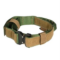 US Tactical K9 Receiver Collar - OD - Size 16-20 inch